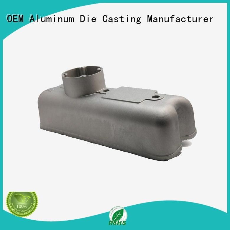 Hanway die casting moto parts supplier for antenna system