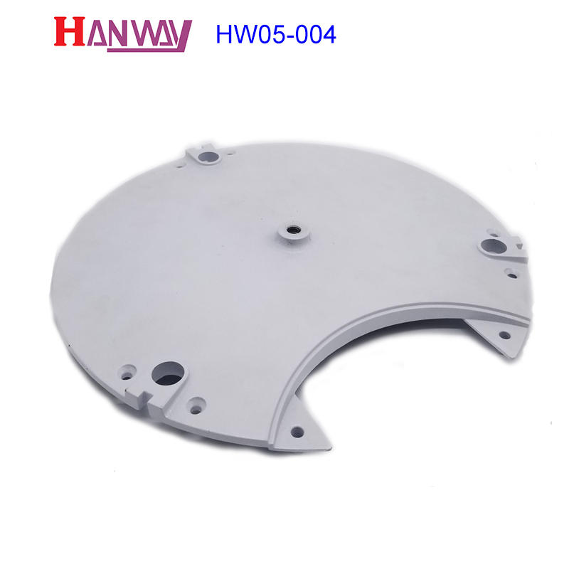 customized die-casting aluminium of lighting parts supplier for light Hanway-3