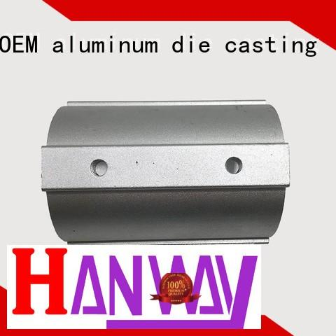 Wholesale housing foudry aluminum light pole Hanway Brand