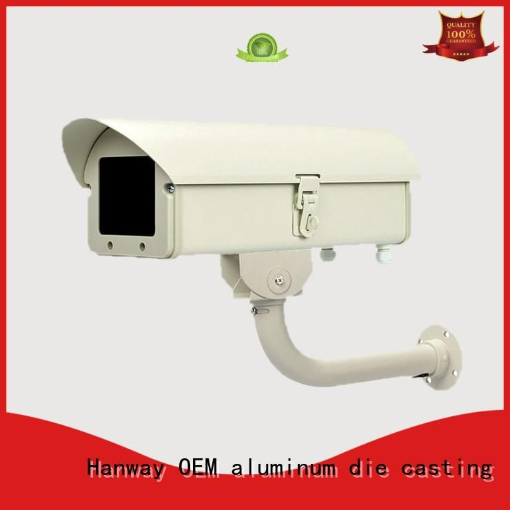 Hanway black Security CCTV system accessories kit for mining