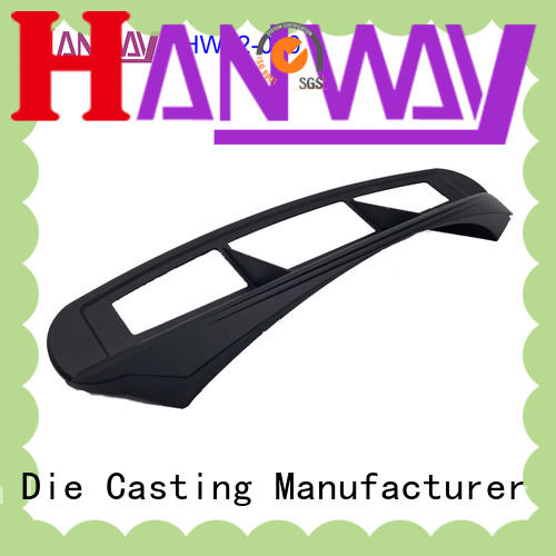 Hanway polished Industrial components from China for workshop
