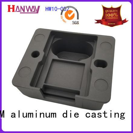 engine aluminium motorcycle parts aluminum for industry Hanway