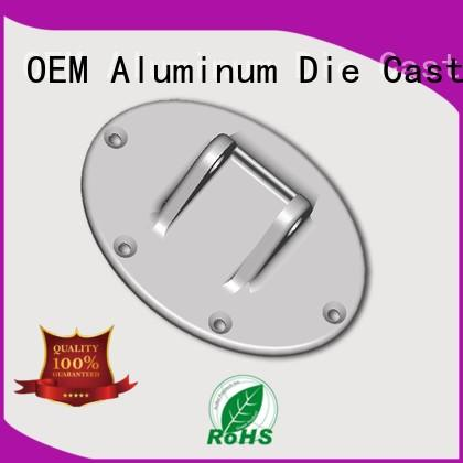 product cast die aluminum foundry train part Hanway manufacture