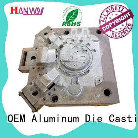 Hanway casting aluminium casting process customized for trader