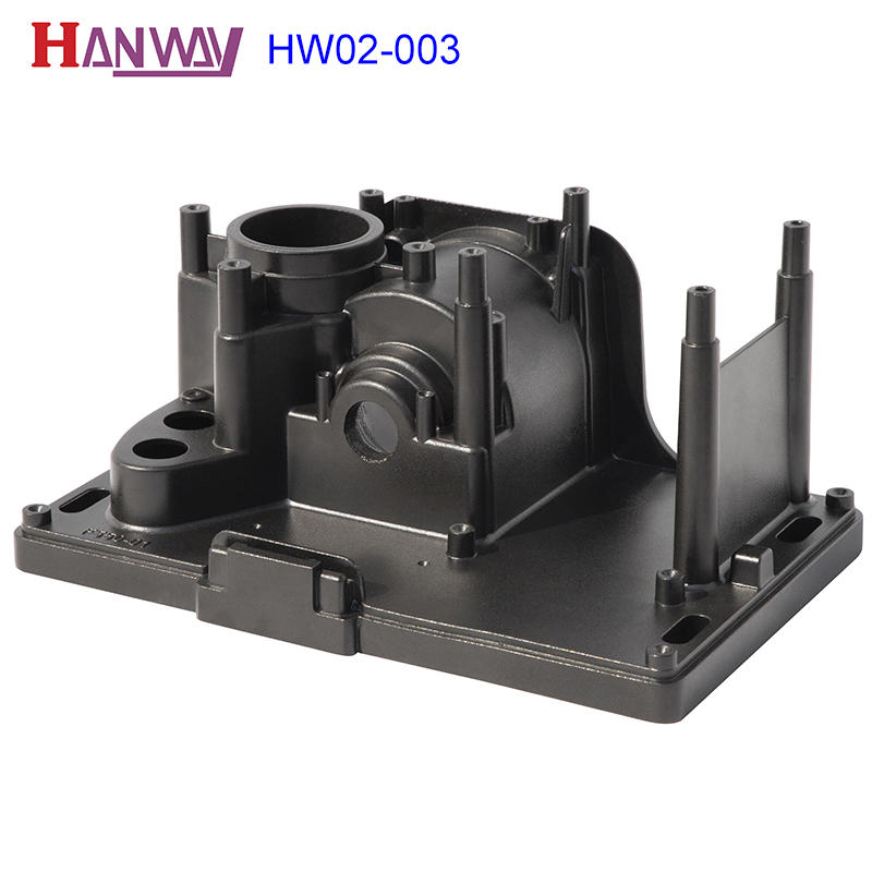 Hanway polished metal casting parts wholesale for industry-1