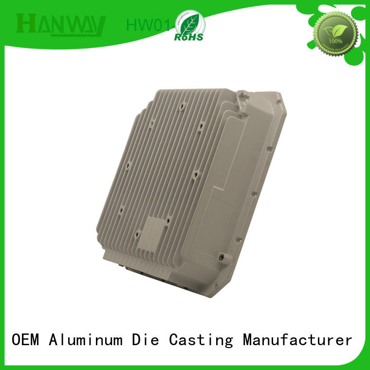 Low Price High Pressure Housing Die Casting Piston HW01-025