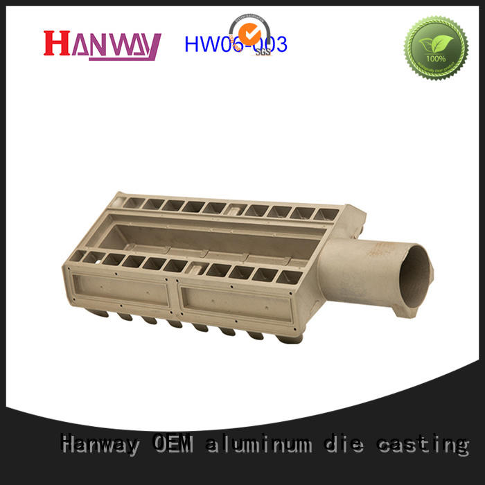 Hanway industrial led heat sink aluminum kit for industry