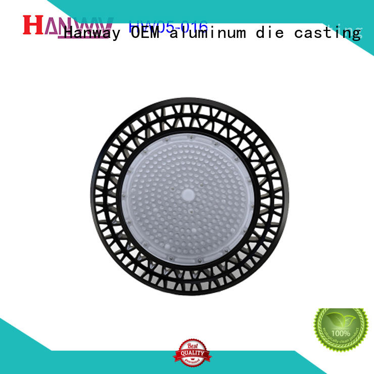 die casting die-casting aluminium of lighting parts hw05002 supplier for light