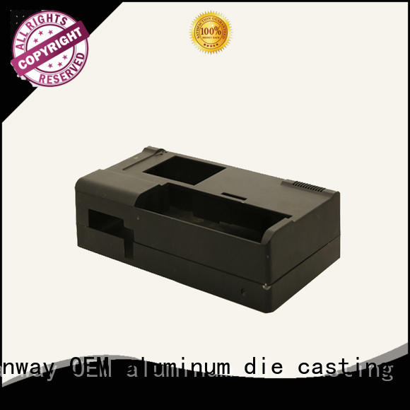 Quality Hanway Brand coating foundry aluminum die casting company