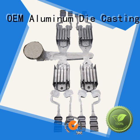 Hanway aluminum casting molds part for industry