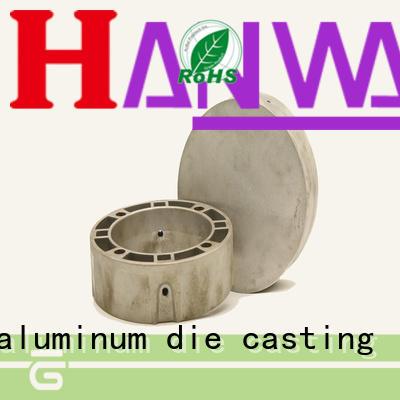 die die-casting aluminium of lighting parts part for mining Hanway