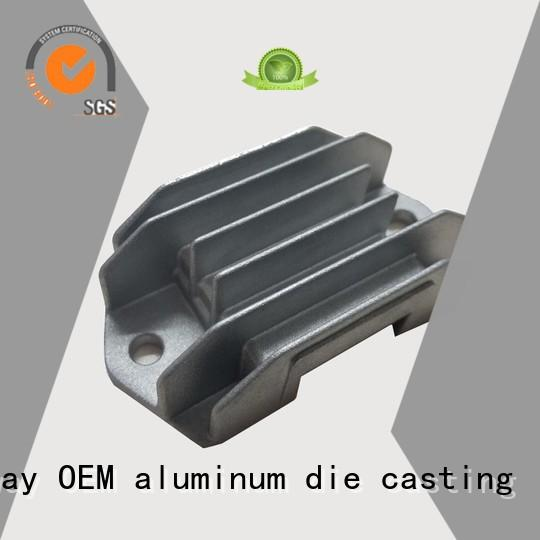 casting Custom motorcycle aluminum die casting supplier rectifier Hanway