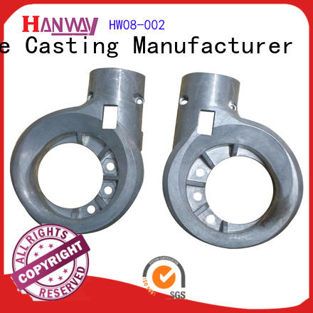 made in China aluminum casting supplier aluminum foundry series for merchant