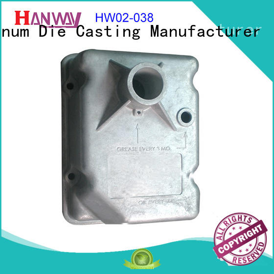 Hanway forged supplier for industry