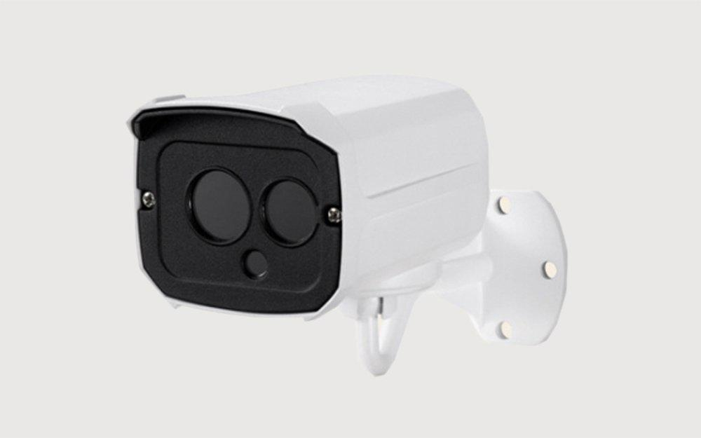 Hanway anodized Security CCTV system accessories customized for lamp-1