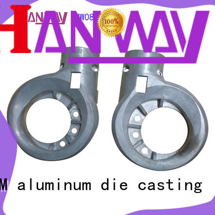 Hanway top quality medical device parts from China for businessman