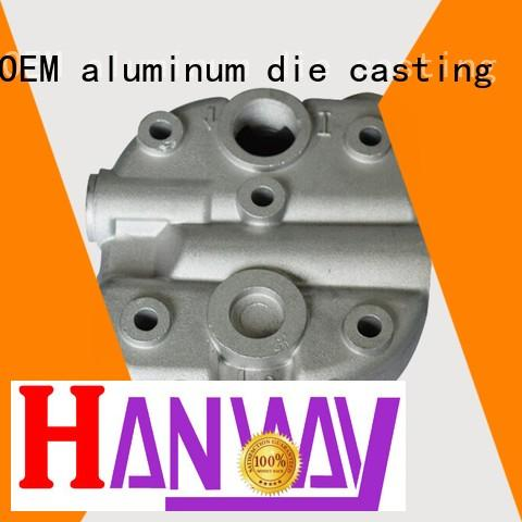 foundry casting services cast aluminum furniture manufacturers Hanway Brand