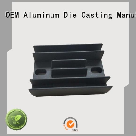 Hanway heat sink moto parts factory price for antenna system