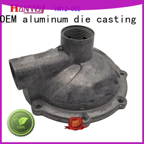 Hanway industrial what is die-cast aluminium supplier for plant