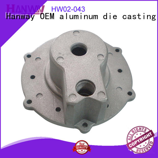 forged Industrial parts aluminium from China for industry