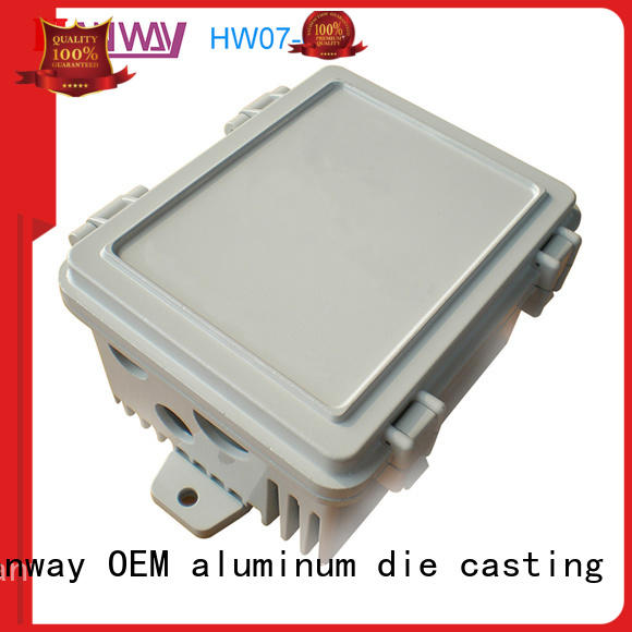 Hanway 100% quality Security CCTV system accessories personalized for plant