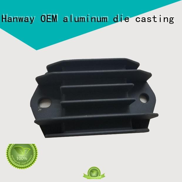 Wholesale sink motorcycle heatsink die casting Hanway Brand