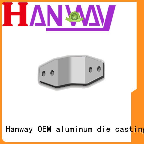 Hanway die casting with good price for workshop
