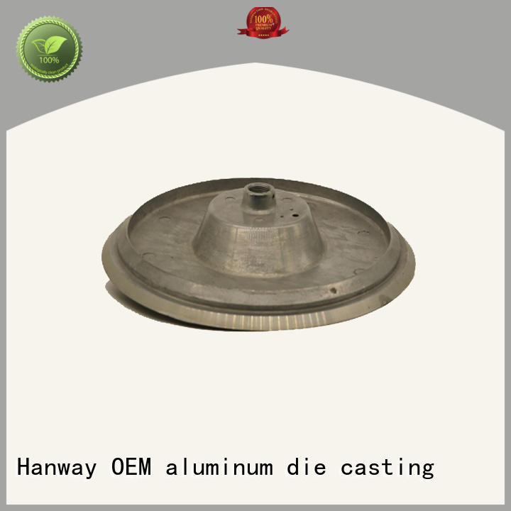 die casting die-casting aluminium of lighting partsbody factory price for light