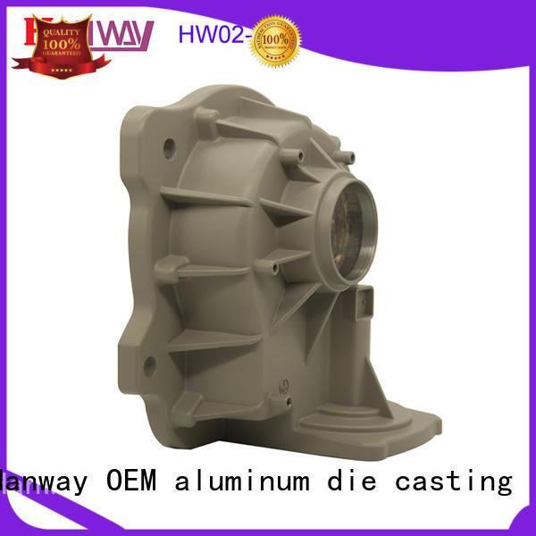 Hanway hw02016 die casting design series for industry