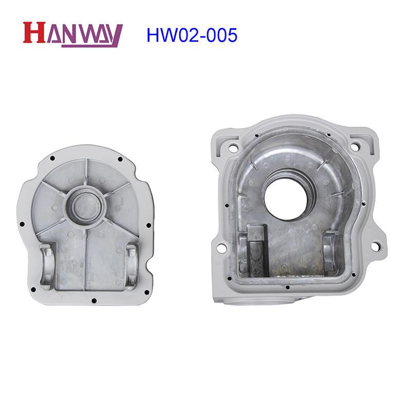 Hanway die casting aluminium pressure casting series for plant-2