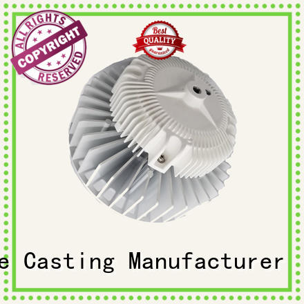 casting Custom housing LED light heat sink die casting aluminum Hanway