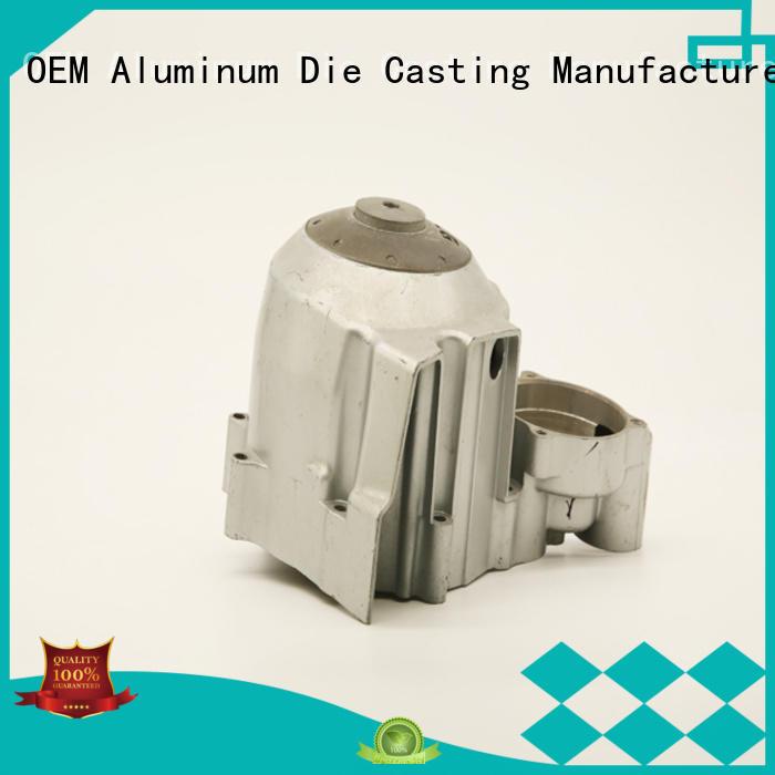 Hanway Brand black rectifier aluminum die casting supplier manufacture