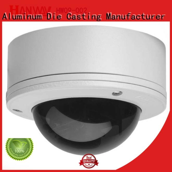 Hanway led housing Security CCTV system accessories part for mining