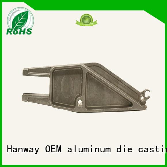 Hanway Brand aluminum customized cnc aluminum tools chinese