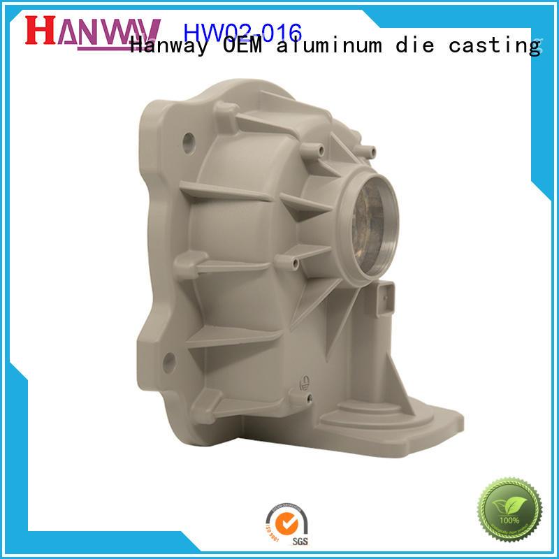 die casting zinc alloy die casting parts directly sale for plant