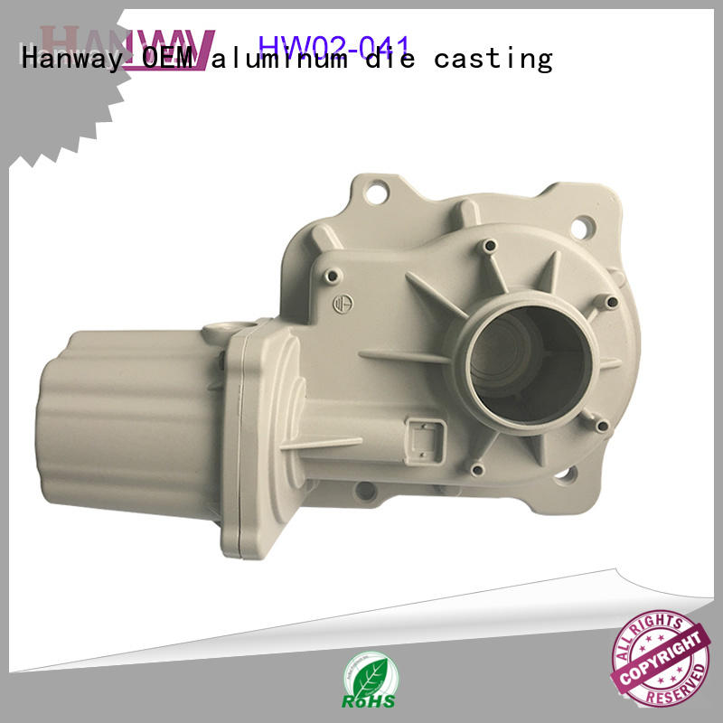 die casting Industrial parts and components hw02004 directly sale for manufacturer