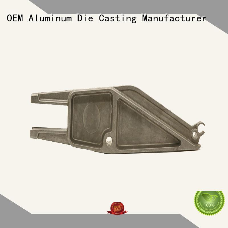 casting customized die aluminium pressure die casting process oem Hanway Brand