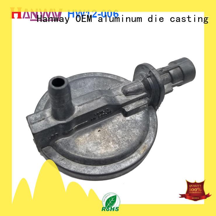 Hanway 100% quality valve body & flange part for workshop
