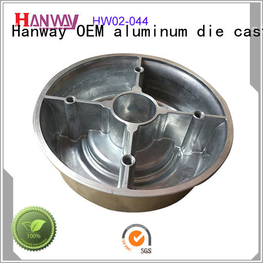 Hanway polished aluminium casting manufacturers supplier for workshop