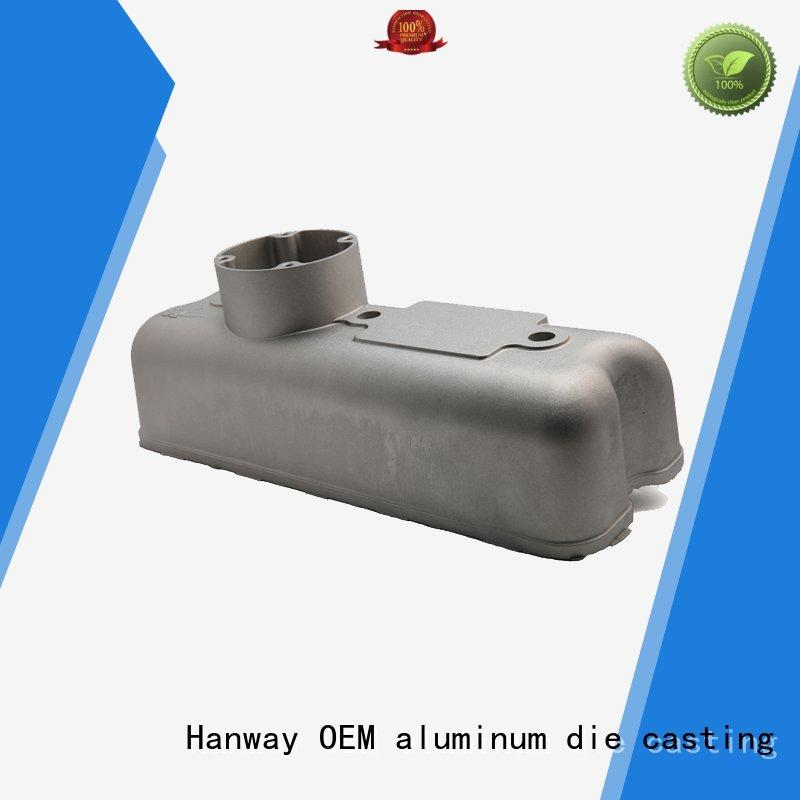 Hanway die casting cheap auto parts kit for antenna system