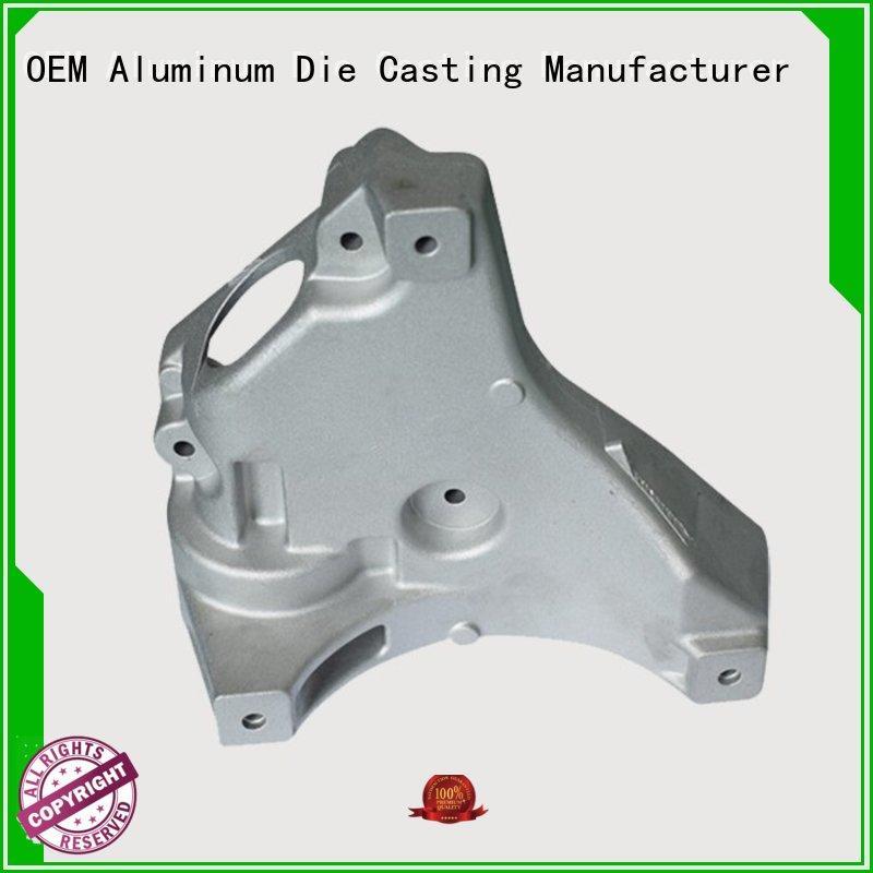 precision heatsink aluminum OEM cast aluminum furniture manufacturers Hanway