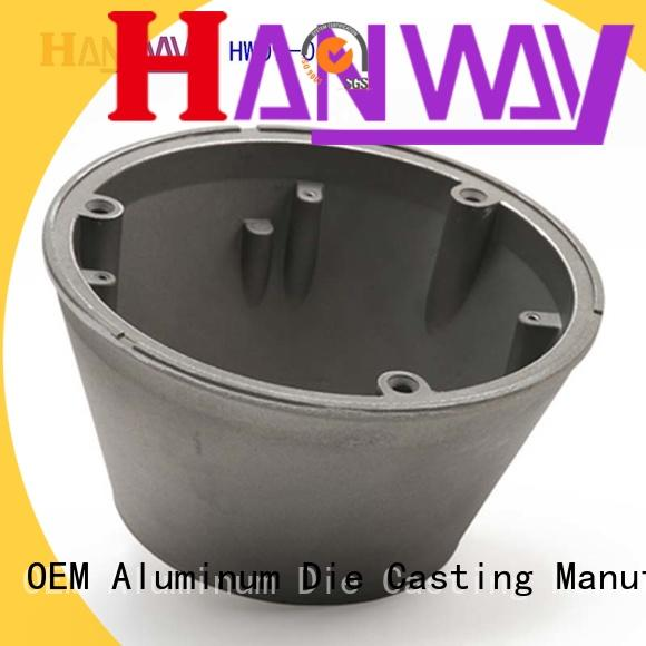 Hanway CNC machining Security CCTV system accessories factory price for outdoor