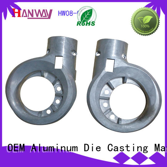 made in China aluminium die casting series for merchant