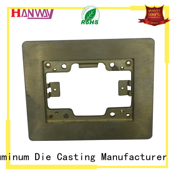 Hanway durable aluminum die casting inquire now for industry