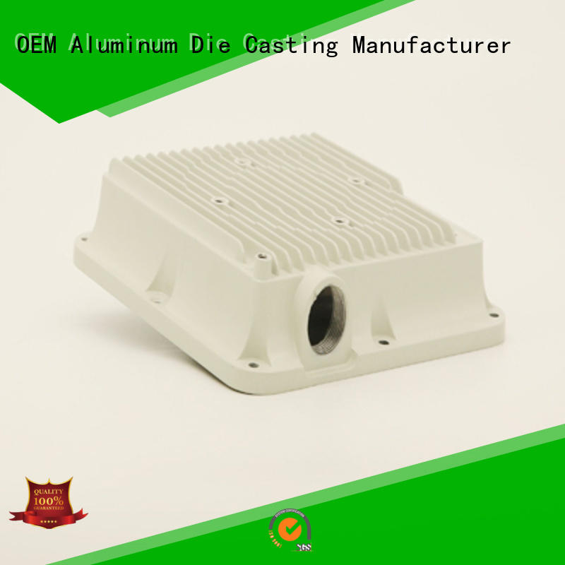auto antenna foundry mount aluminum die casting company Hanway Brand