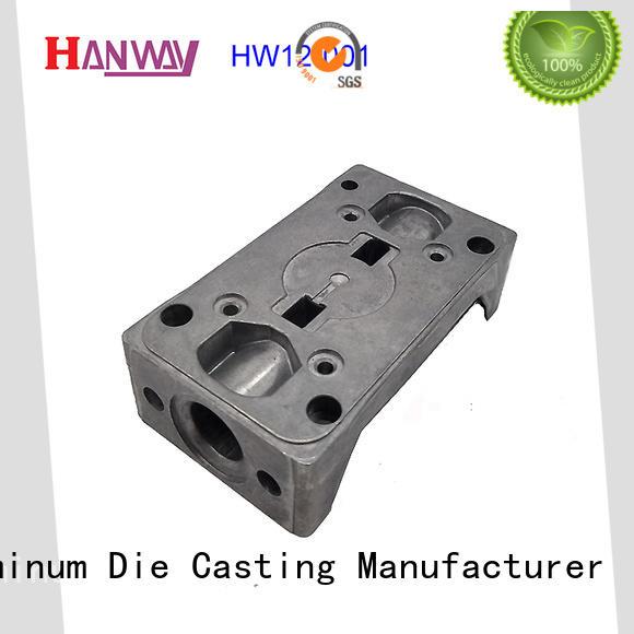Hanway 100% quality valve body & flange supplier for manufacturer