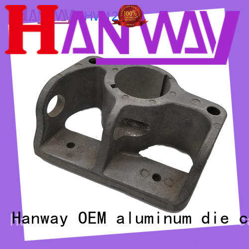 Hanway 100% quality valve body & flange supplier for industry