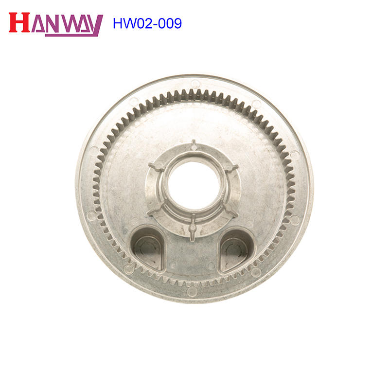 Hanway machining Industrial parts and components from China for industry-2