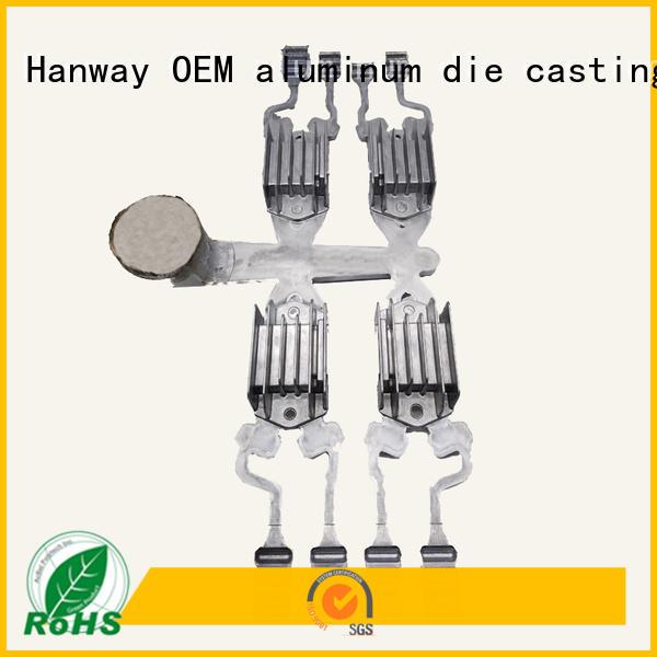 Quality Hanway Brand custom heatsink die