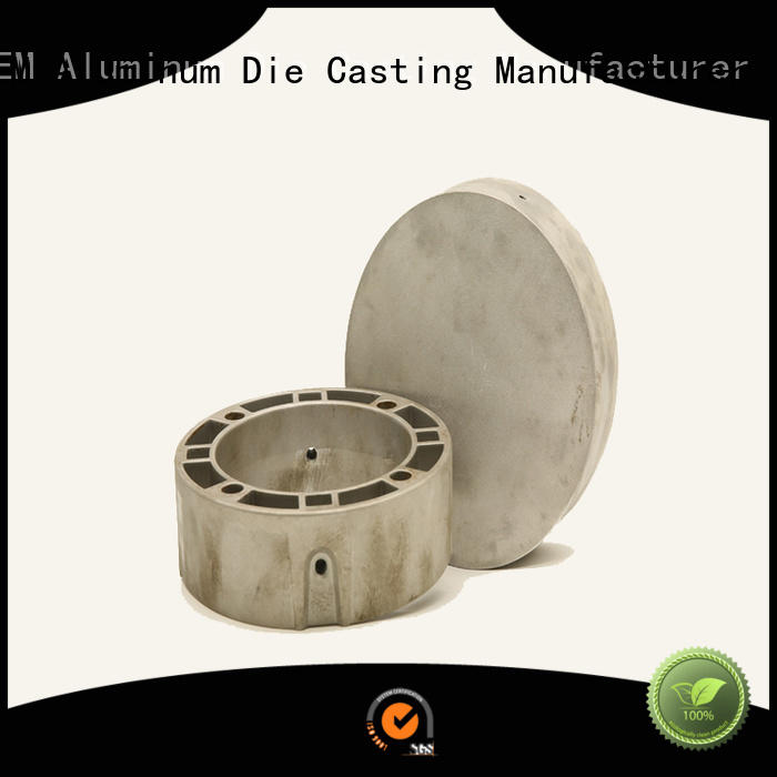 lamp casting industrial OEM aluminum light pole Hanway